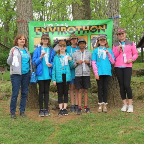 5th & 6th Grades - 3rd Place Sinking Springs Shrewd Shrews